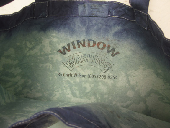 Window Washing by Chris Wilson in Ojai, California window cleaning, window washing, service, residential specialist.