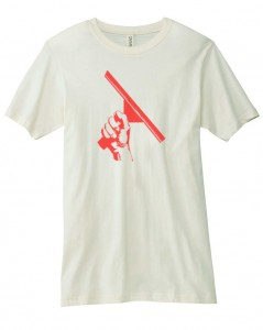 Squeegee Revolution T-Shirt.