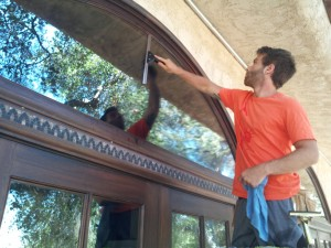 window cleaning, santa barbara, window washing